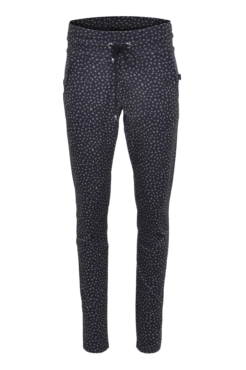 Skinny broek zonder naad aan de voorkant   *Marlin Sparkle wijkt af van Maud Sparkle (blazer)