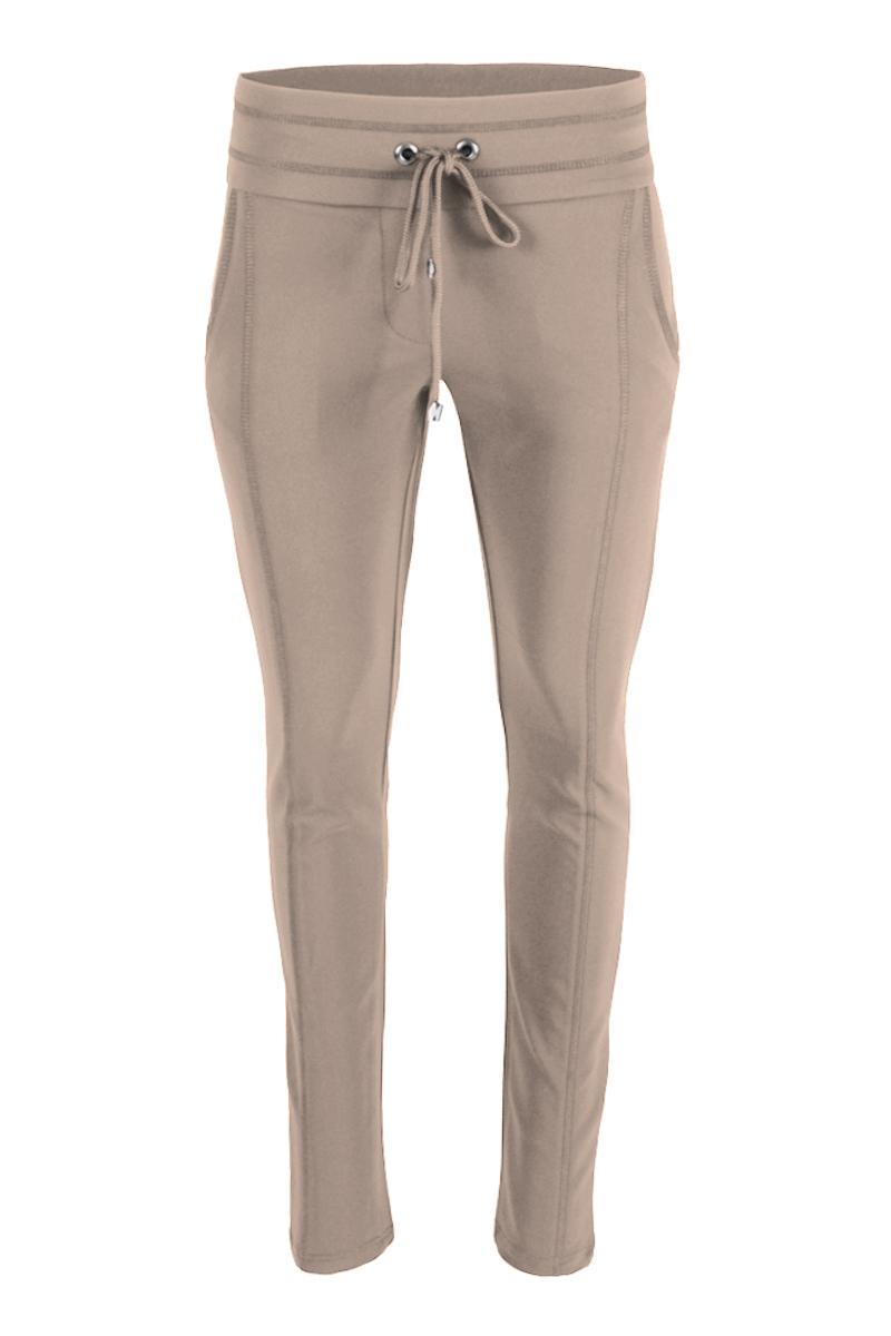 Basic sandy broek in lengte 28 inch met split