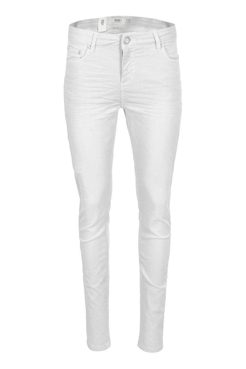 Extra skinny 5 pocket in een mooie afgewassen color denim lycra kwaliteit