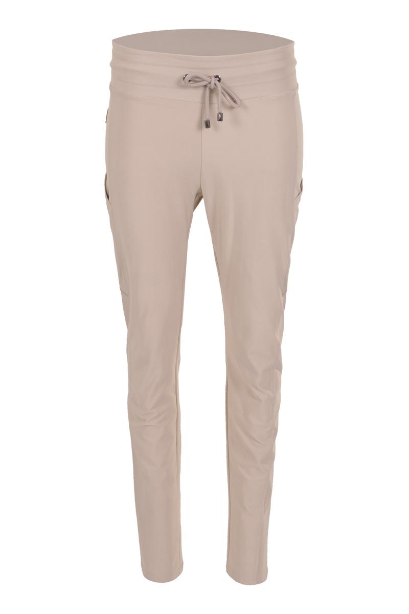 Extra skinny broek met een telefoonzak