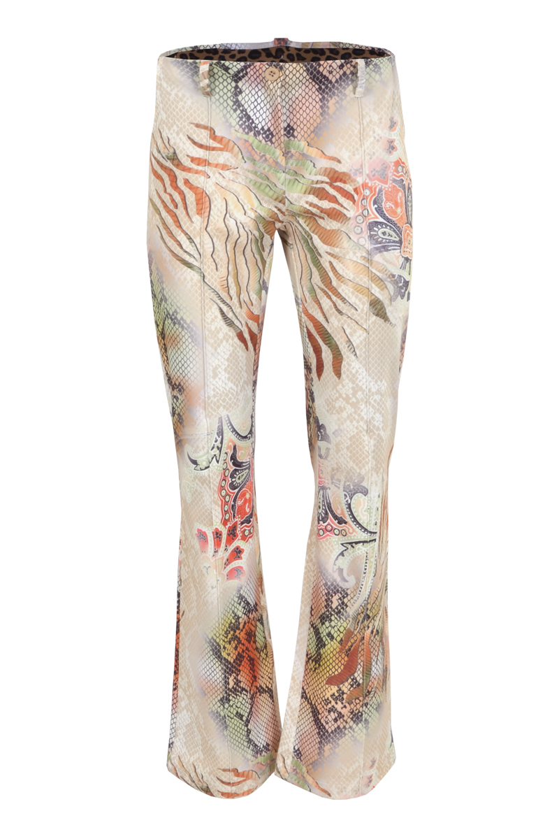Flair broek in diverse prints